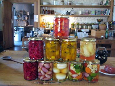 River Cottage - der Preserving-Kurs