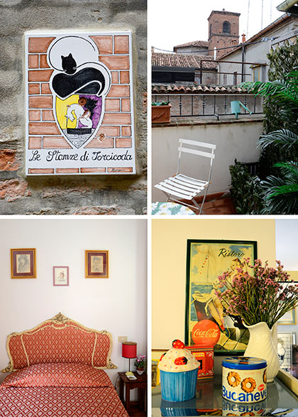 Bed & Breakfast Le Stanze die Toricoda in Ferrara - foolforfood.de