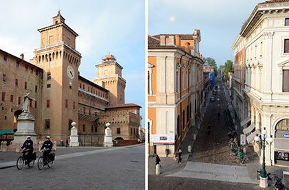 Ferrara - Italian Unesco District - foolforfood.de