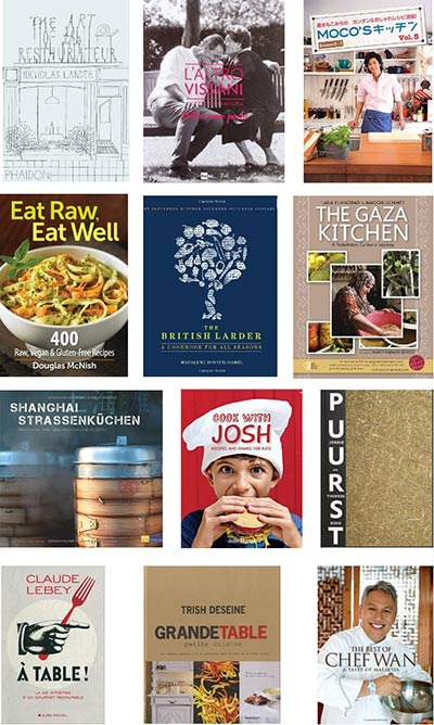 Die Gourmand Cookbook Awards 2013 - foolforfood.de