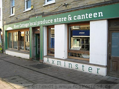 River Cottage Canteen in Axminster