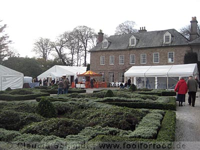 Trereife fine food and craft fair