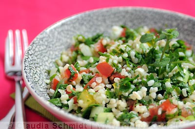 rezept mit bild tabouleh petersiliensalat mit bulgur. Black Bedroom Furniture Sets. Home Design Ideas