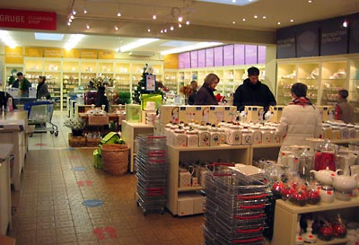 villeroy boch outlet in mettlach und l beck. Black Bedroom Furniture Sets. Home Design Ideas